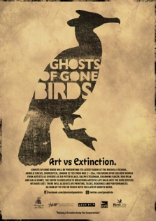 Ghosts of Gone Birds poster