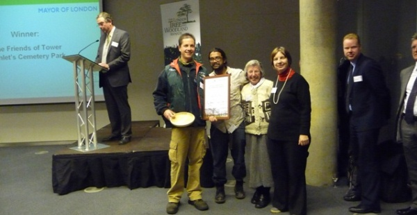 London tree & woodland awards