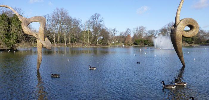 Victoria Park West Lake