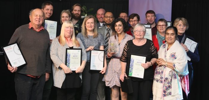 Tower Hamlets in Bloom 2015 winners