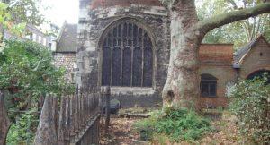 Bow Churchyard
