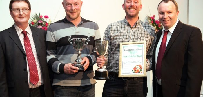 Gary Howes & Andrew Whibley THiB winners 2013