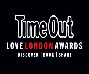 Time Out Love London logo