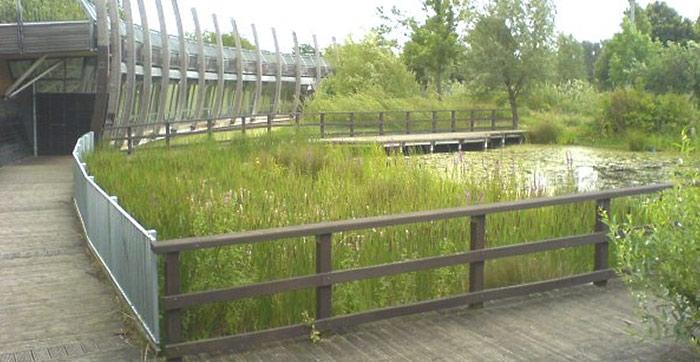 The Ecology Park, Mile End Park