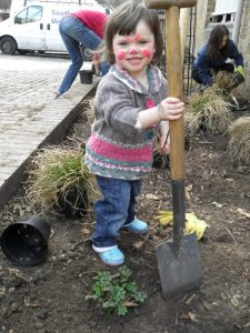 Planting on Glamis West Estate