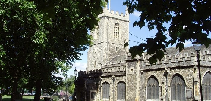St Dunstan's Church