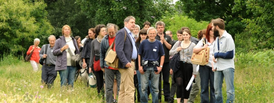 Guided walk, Mile End Park