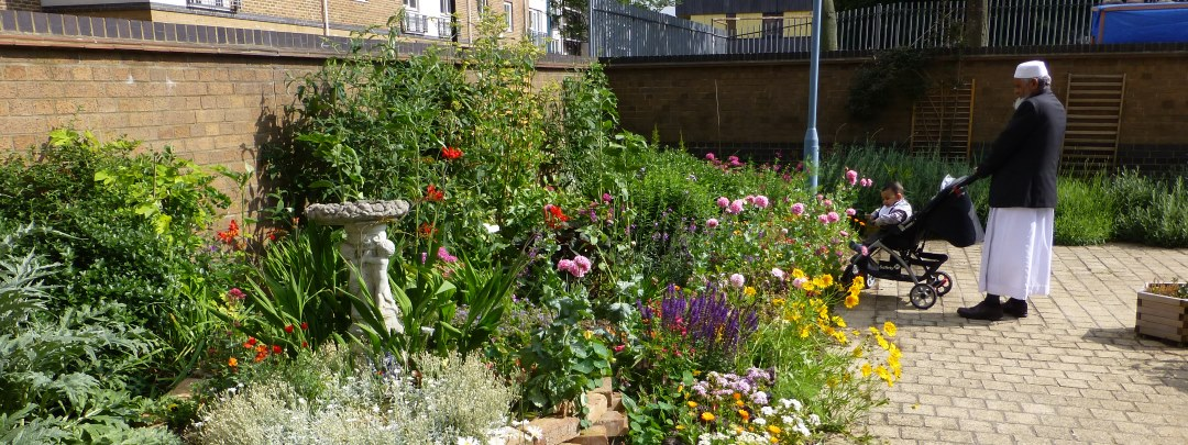 Winterton House Community Garden