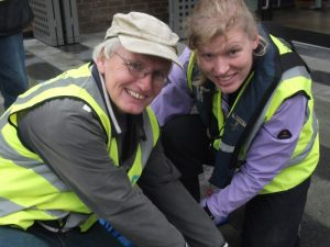 Thames21 volunteers