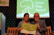 Lower Regents Coalition Green Flag award