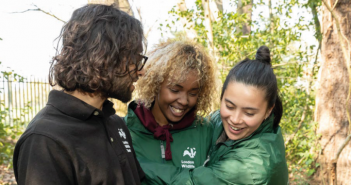 London Wildlife Trust Trainees